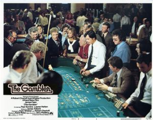 Freed and Bille gamble in Vegas