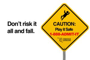 Don't risk it all and Fall, Play It Safe